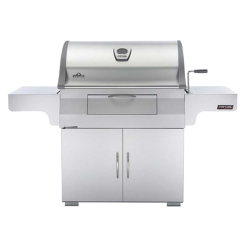 Napoleon Charcoal Professional Grill Model# PRO605CSS