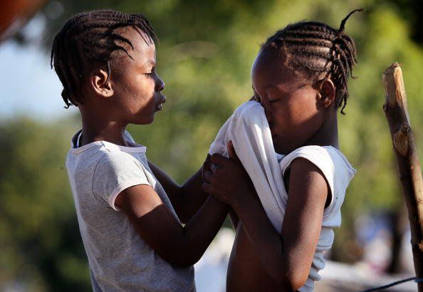 Caring for Your African-American or Biracial Childs Hair