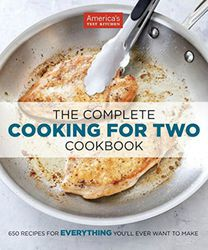 The Complete Cooking for Two Cookbook America's Test Kitchen