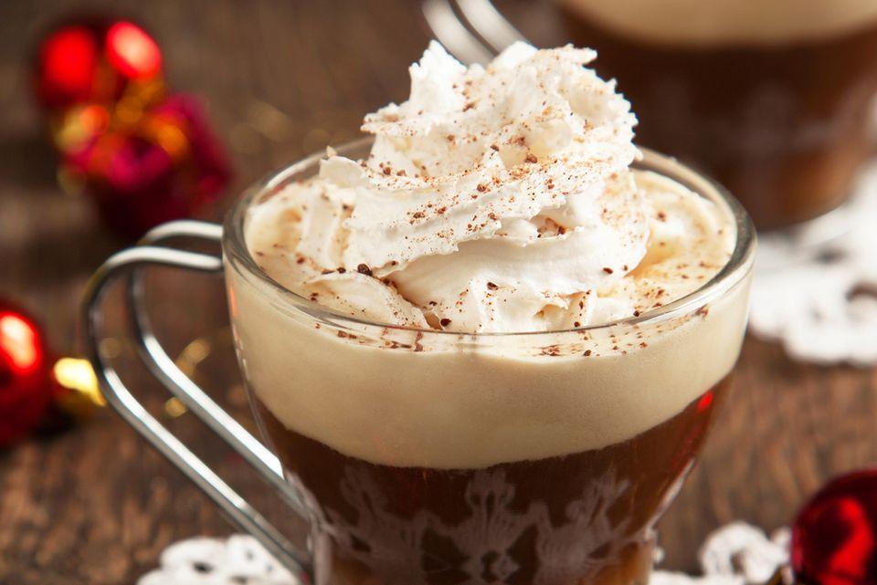 Dorda Cafe - Dorda Double Chocolate Liqueur and Espresso Cocktail