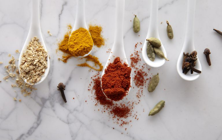 Ayurvedic warming spices