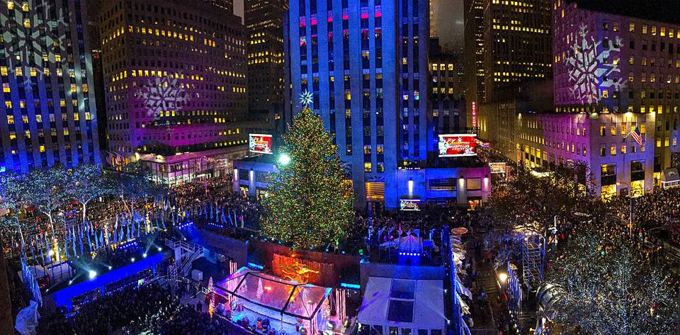 things to do for the holidays in NYC