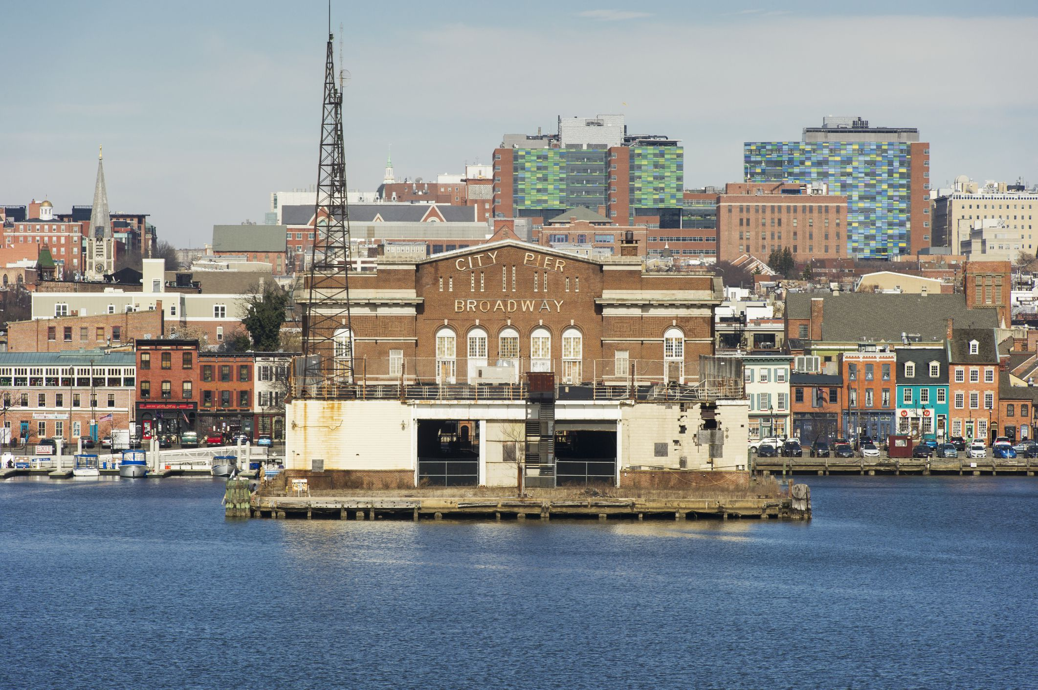 Walking Tour Of Fells Point In Baltimore Md
