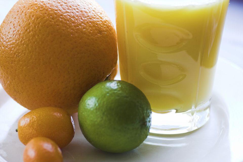 Kumquat Juice