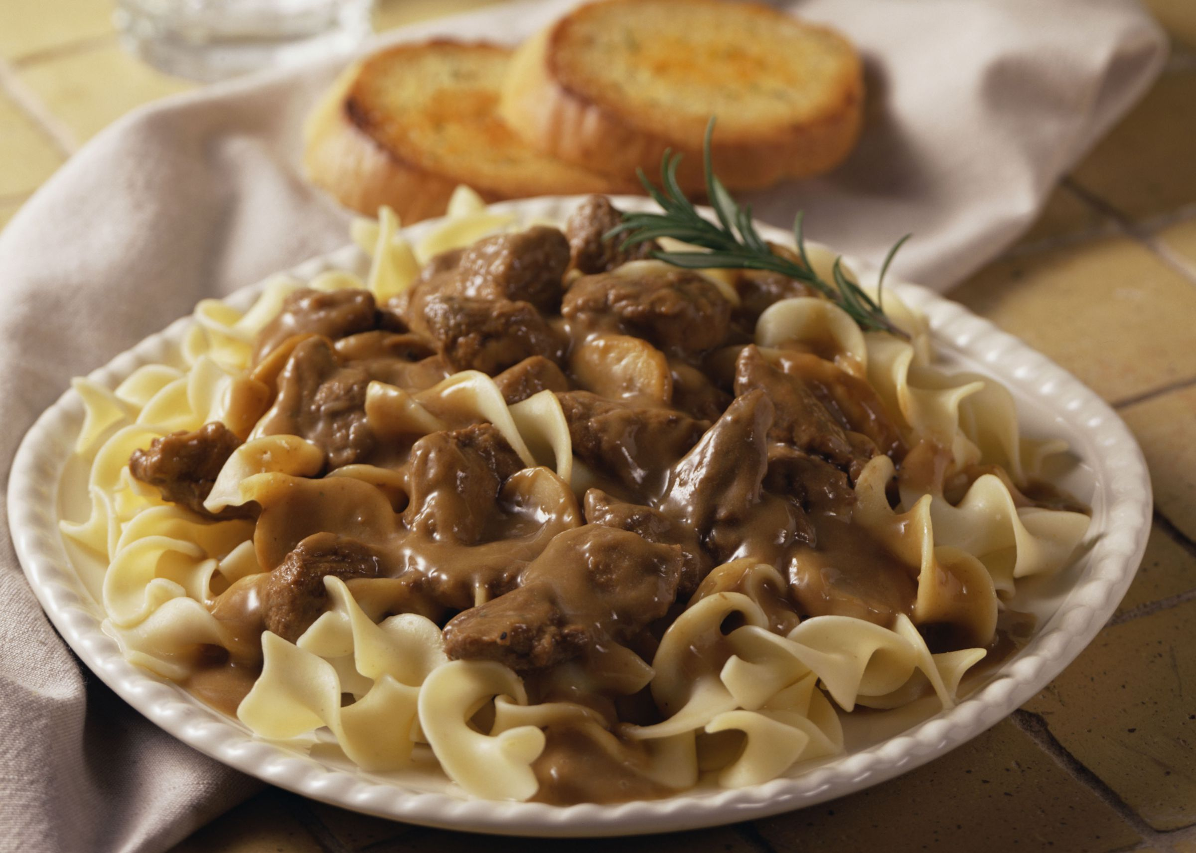 Ground Beef Casserole Recipes For Dinner Cream Of Mushrooms