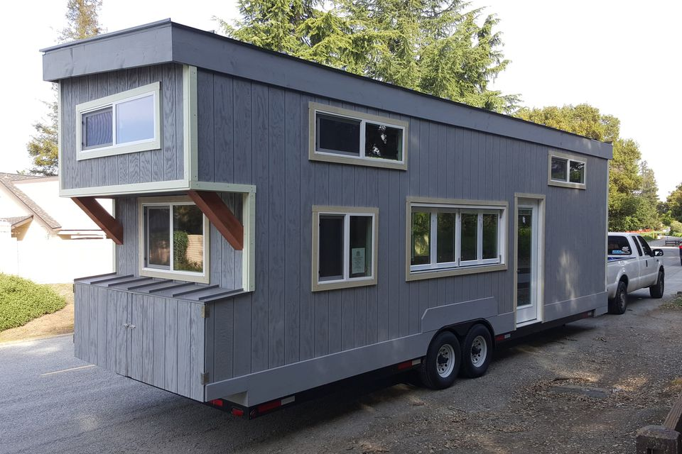 Buy a tiny house on wheels 28 images if you want to for Cost to build shell of house