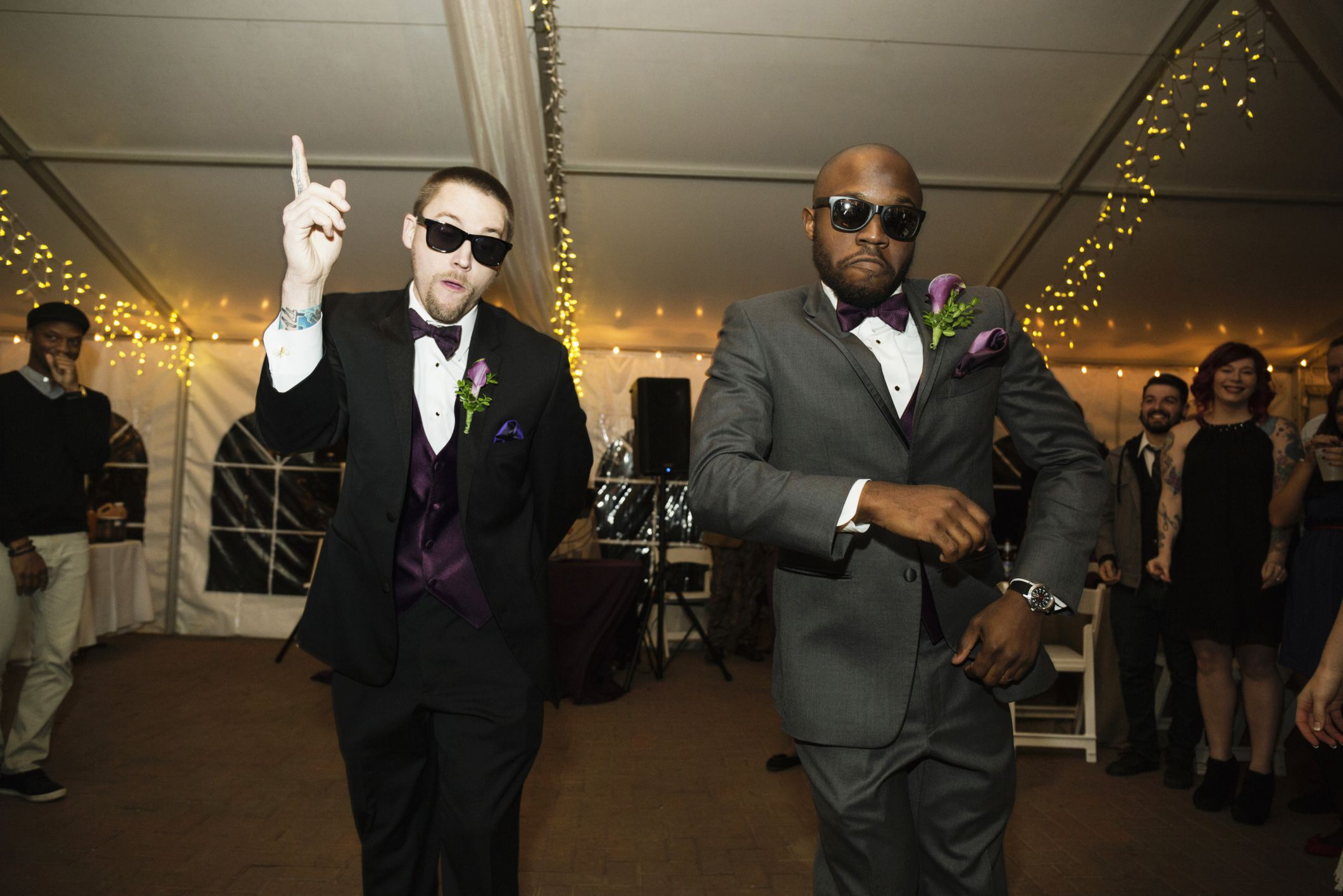 Fun Wedding Reception Songs That Will Get Your Guests Dancing