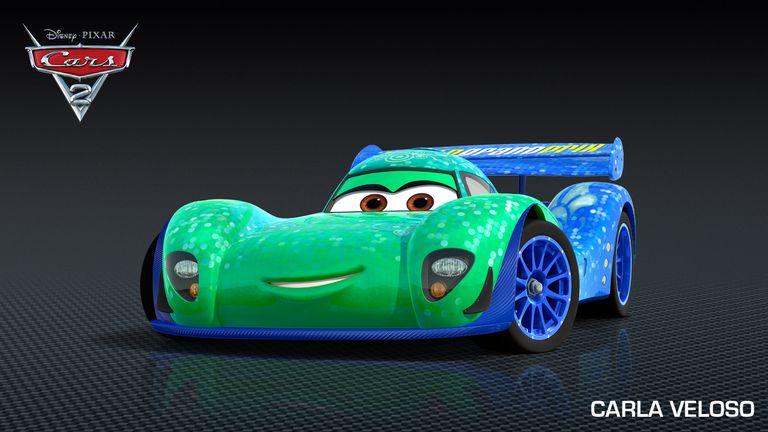Cars Characters Characters In Disney Pixar Cars