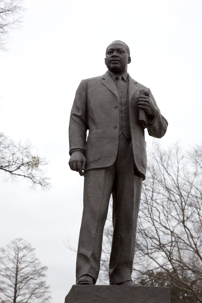 Estatua de Martin Luther King Jr.