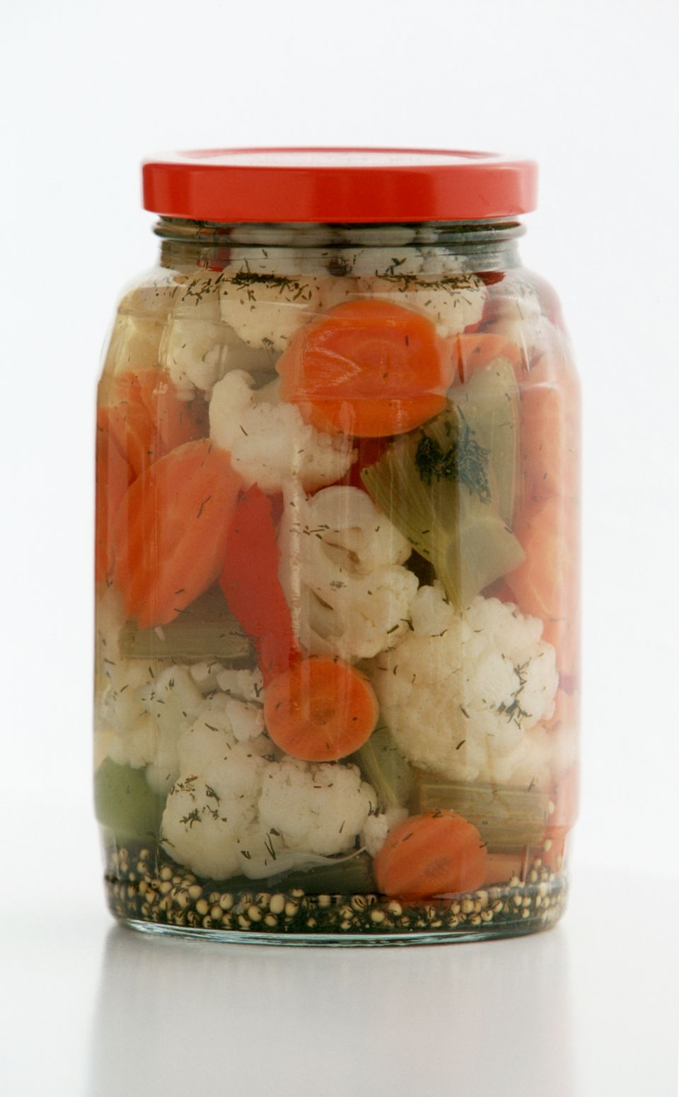 Giardiniera - Italian Pickled Vegetables