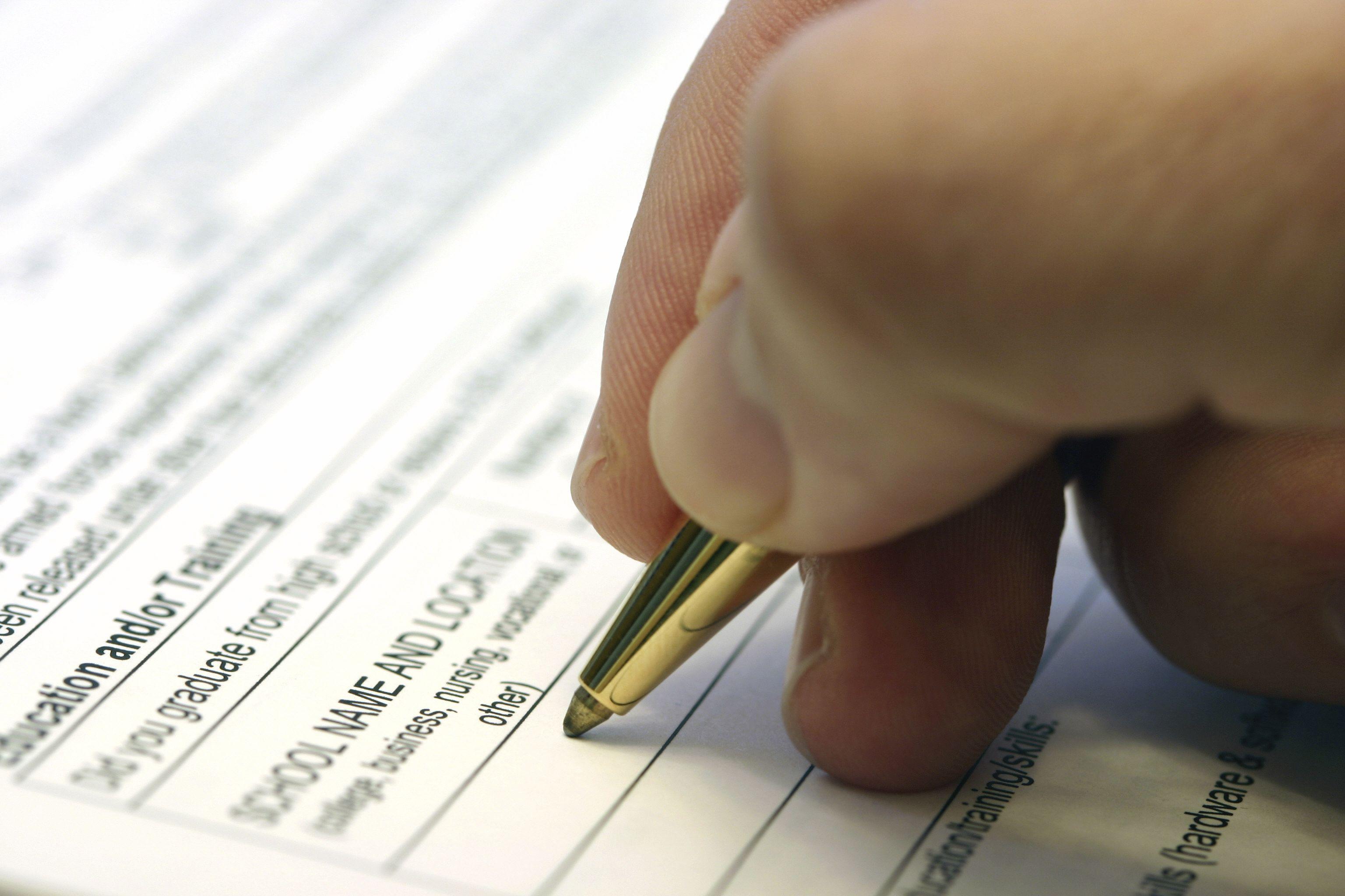 Avoid these job application mistakes falaconquin