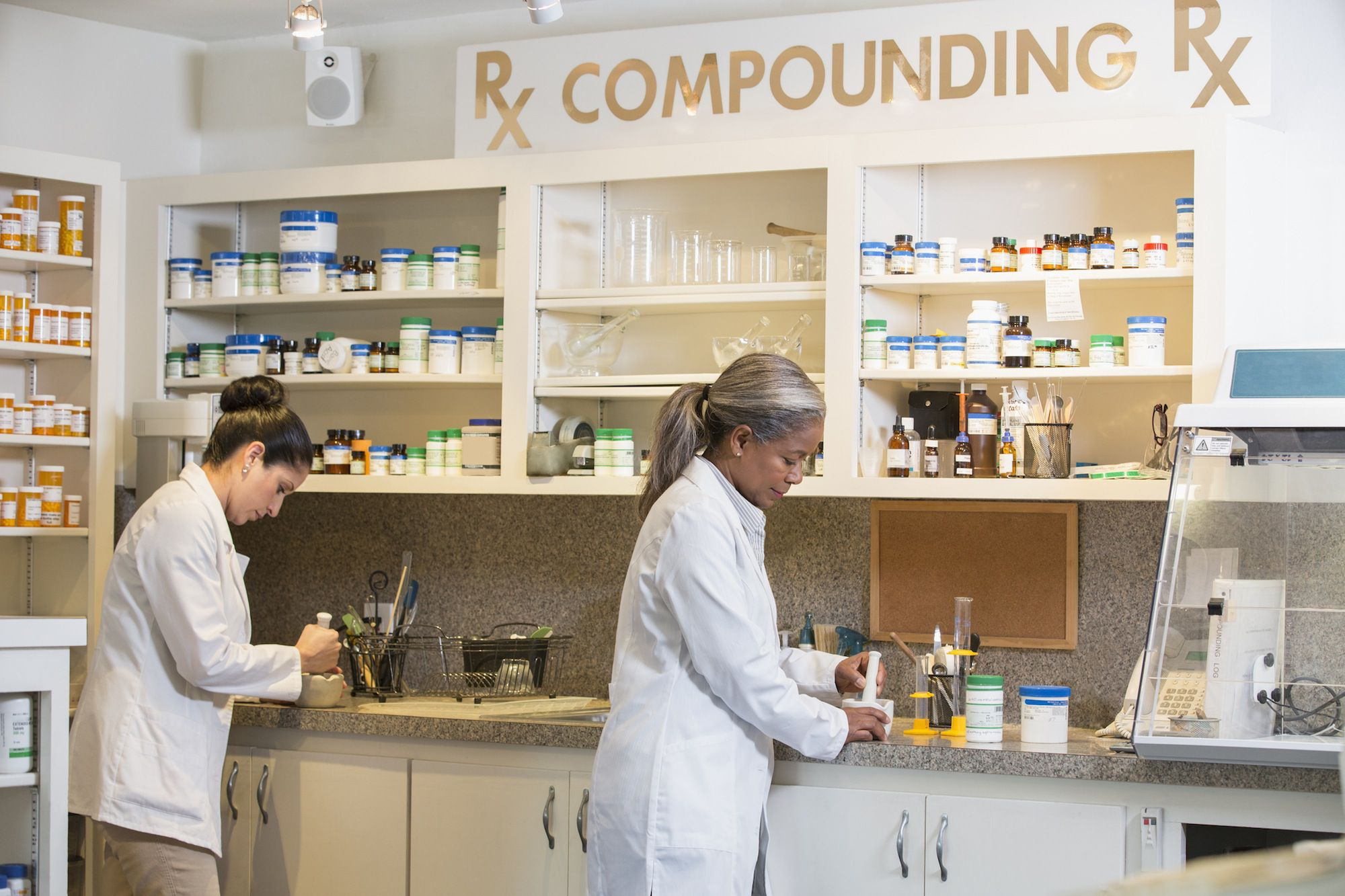 how to earn pharmacy compounding accreditation
