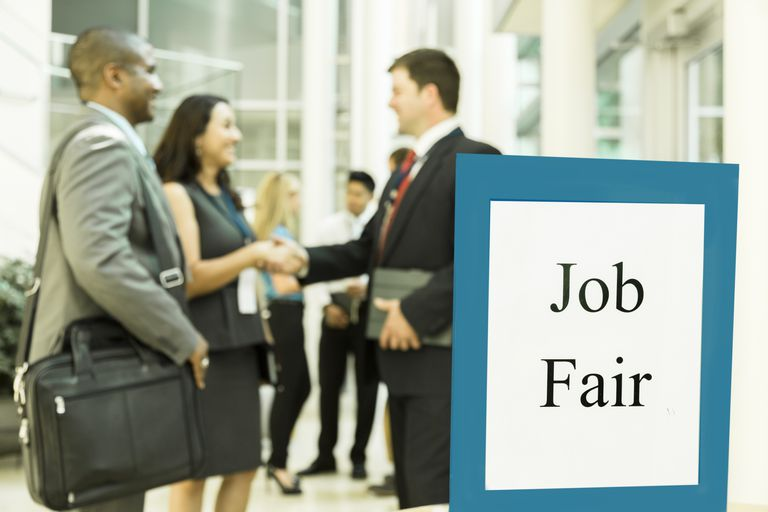 job fair - How To Write A Resume In English