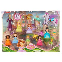 Sofia the First Deluxe Friends Figures
