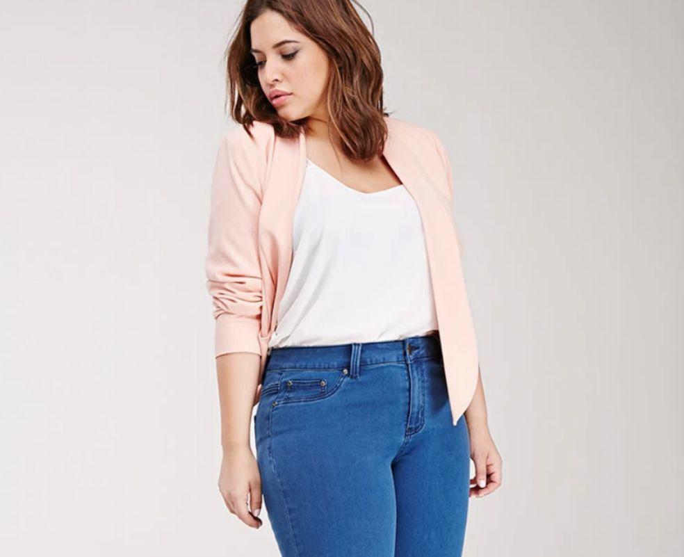 10 ways to look slimmer in jeans