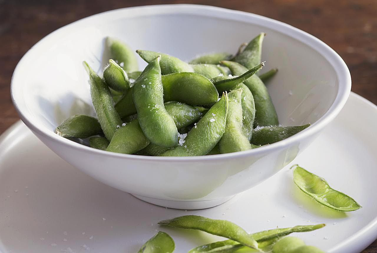 How To Make Boiled Edamame