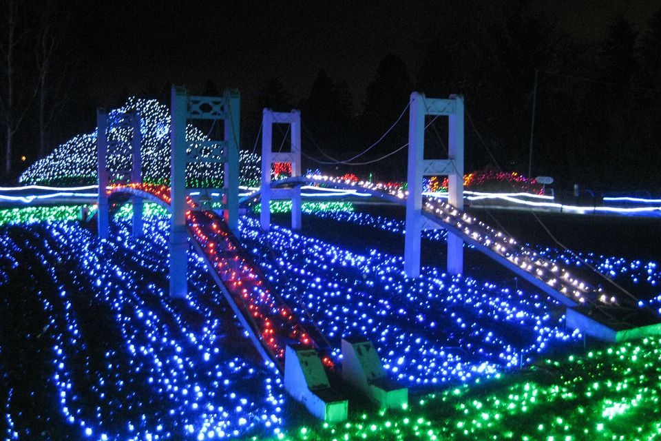 tacoma best lane candy seattle bellevue lighting in and christmas gettyimages light area lights cane