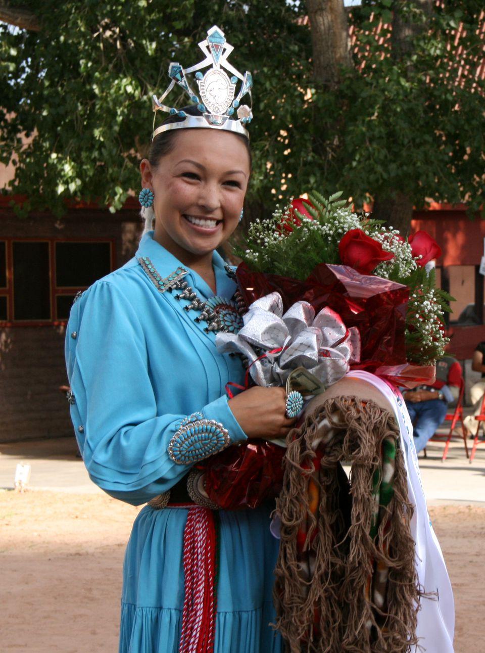 Gallup Inter-Tribal Queen