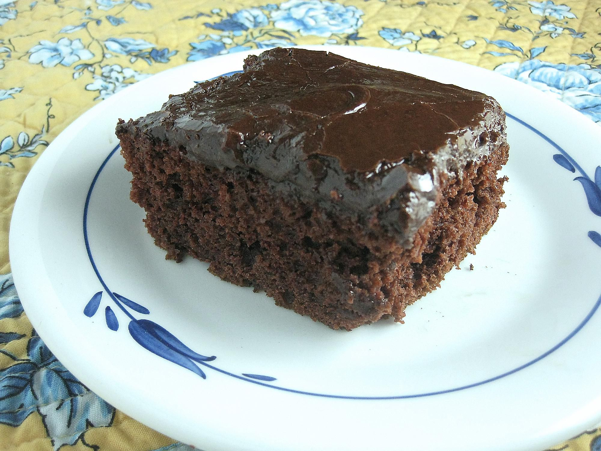 Mexican Chocolate Cake Recipe With Cinnamon