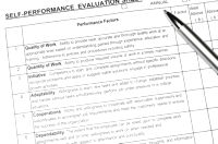 Employers Use a Variety of Forms for Performance Development