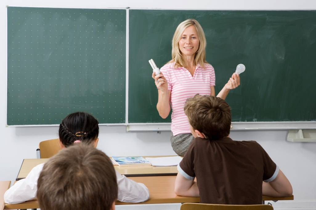 essay best teacher school
