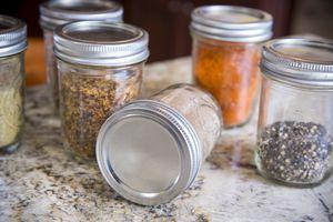 Homemade Seasoning Mixes