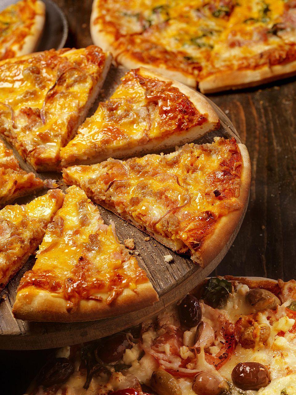 Crazy Crust Pizza
