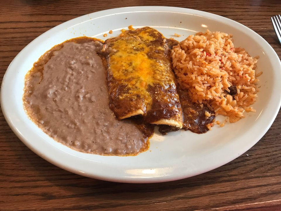 Enchiladas in Texas 4