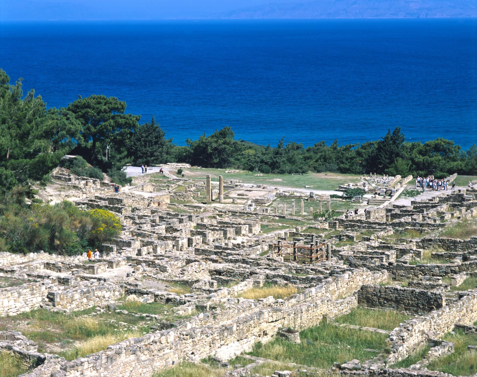 7 points to know about ancient greek government
