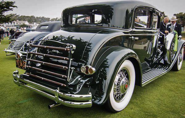 Hiller Ford Car Show