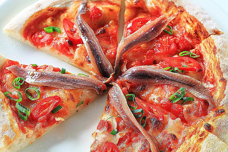 I got Errrr... Anchovies. What Pizza Topping Are You?