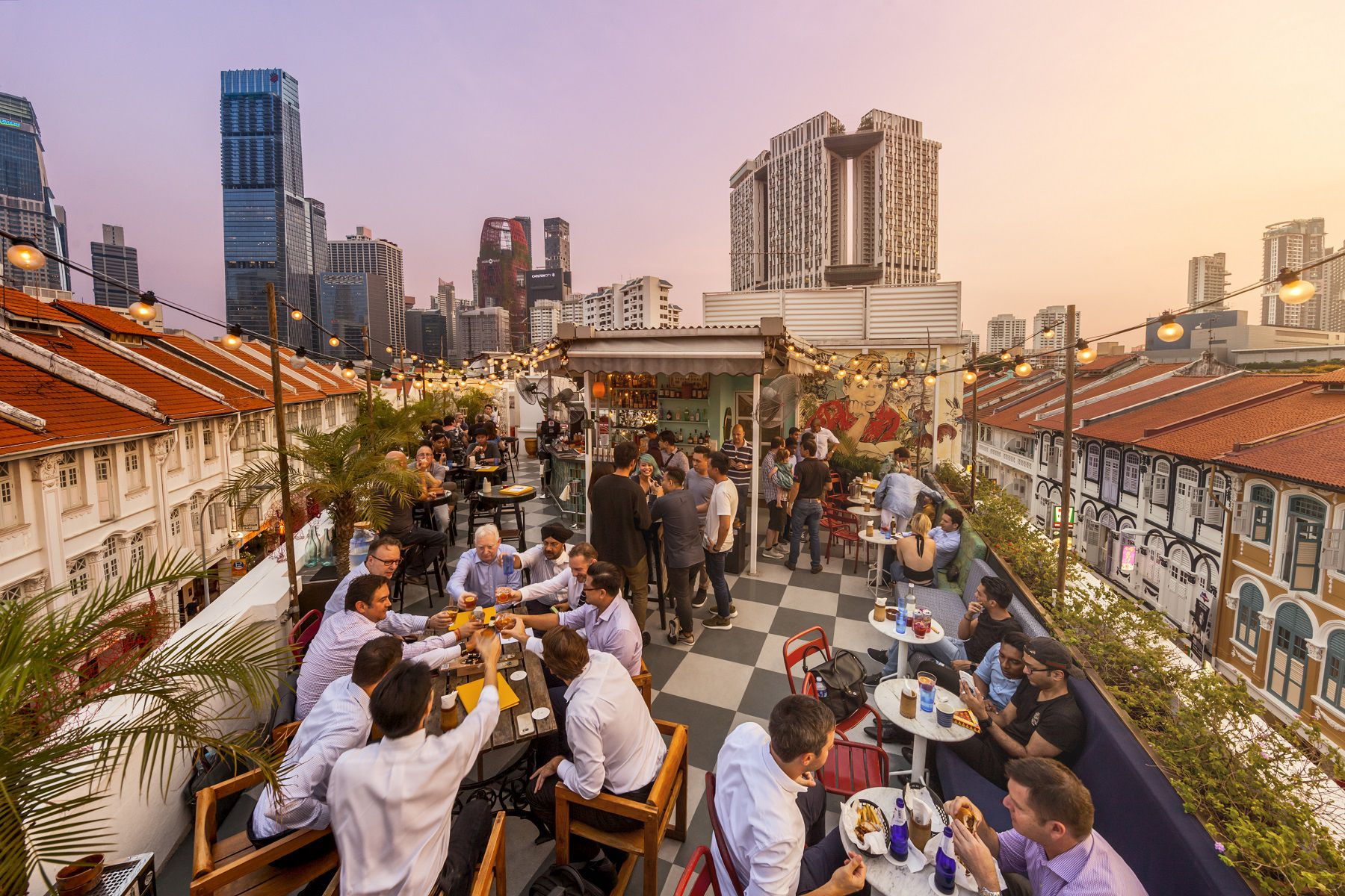 Town And Country Insurance >> Every Ethnic Enclave in Singapore: A Traveler's Guide