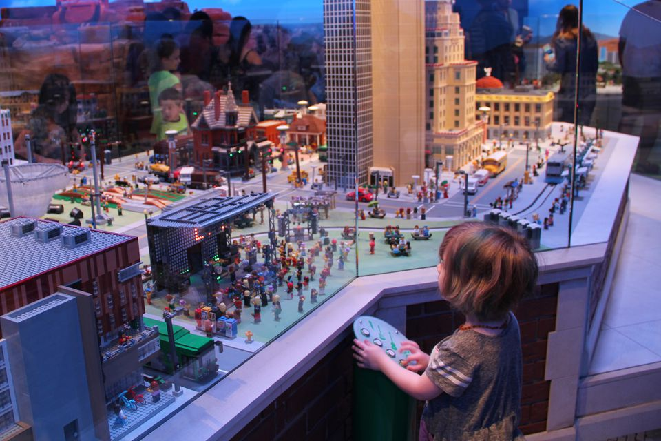 LEGOLAND Discovery Center Tempe is Playtime Haven