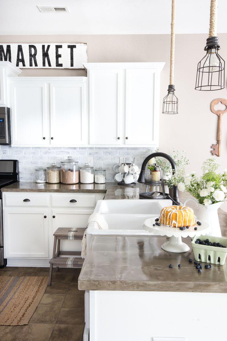 9 DIY Kitchen Backsplash Ideas