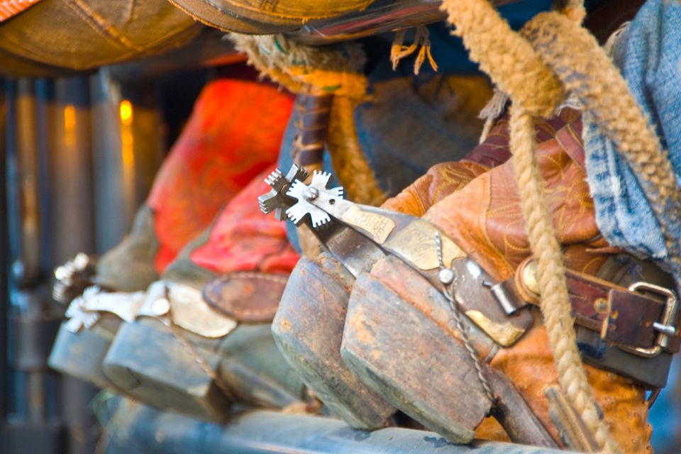 Grab your boots and head to one of the highway yard sales or antique trails in Texas.