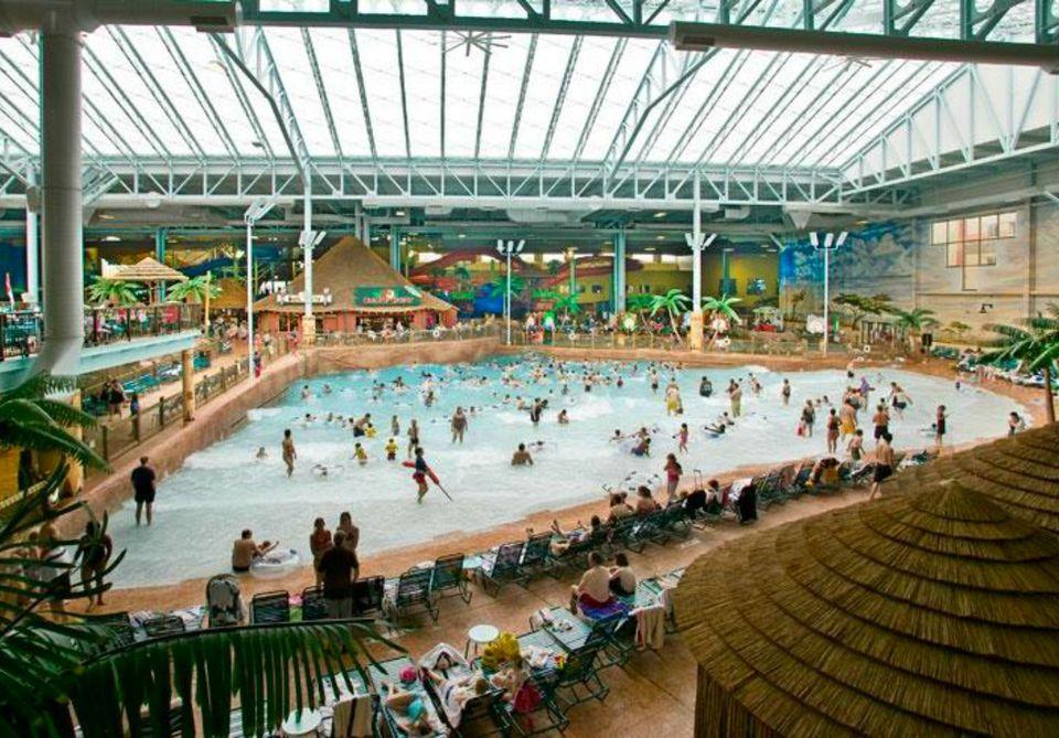 Kalahari Resorts & Conventions in Sandusky, Ohio
