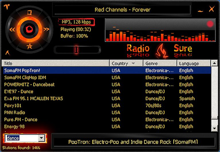 RadioSure Internet Radio Recorder
