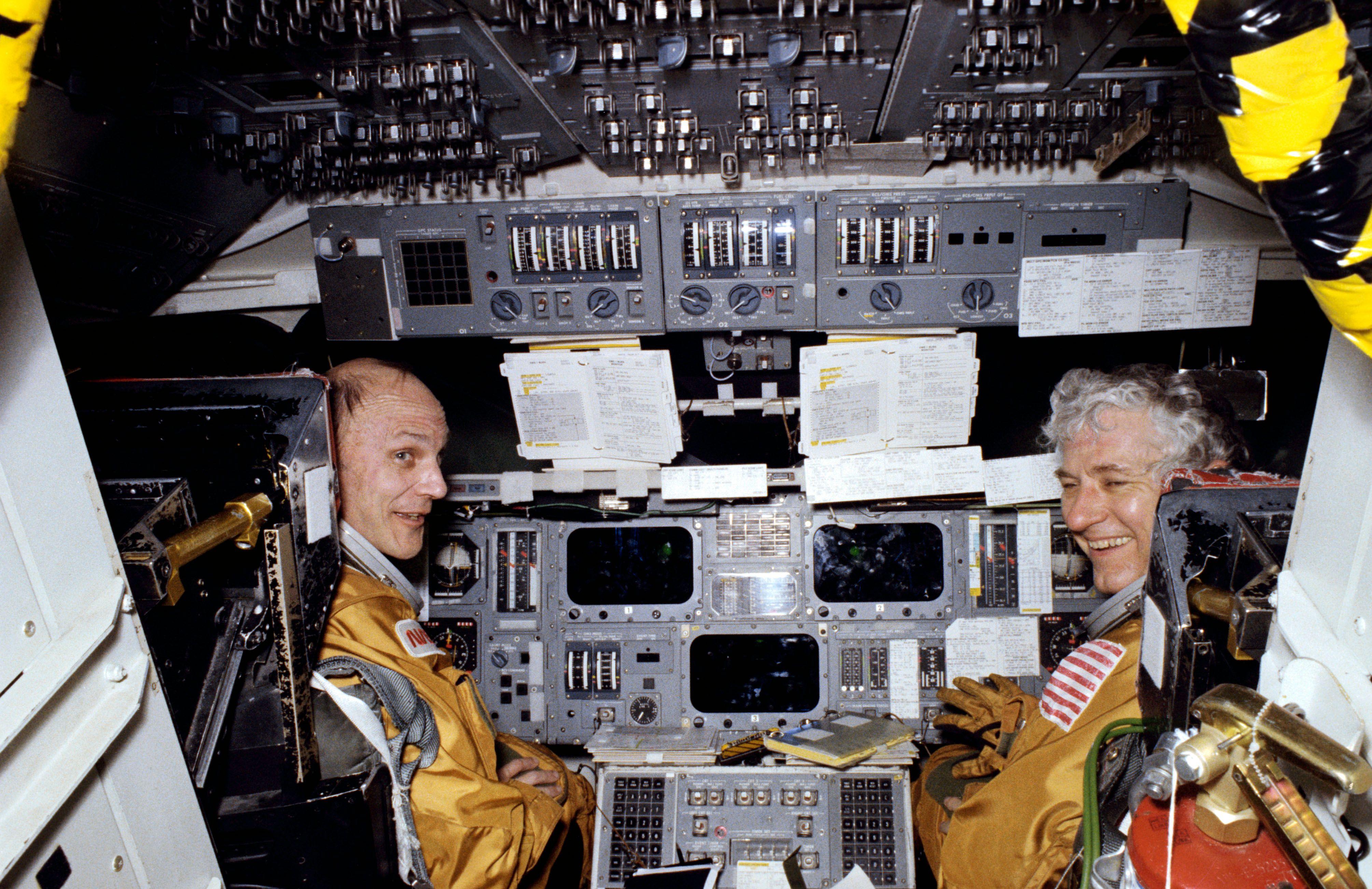 Biography Of Ken Mattingly Apollo And Shuttle Astronaut