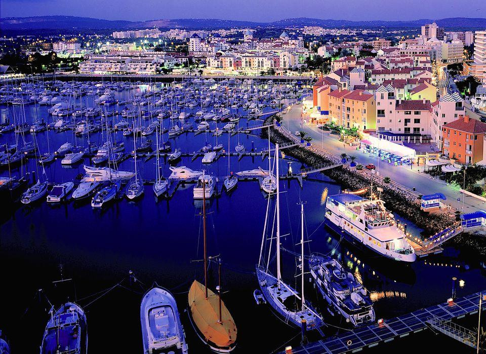 Vilamoura in Algarve Portugal