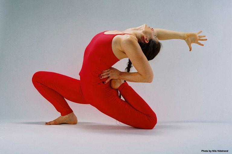 Yoga Teacher Ana Forrest