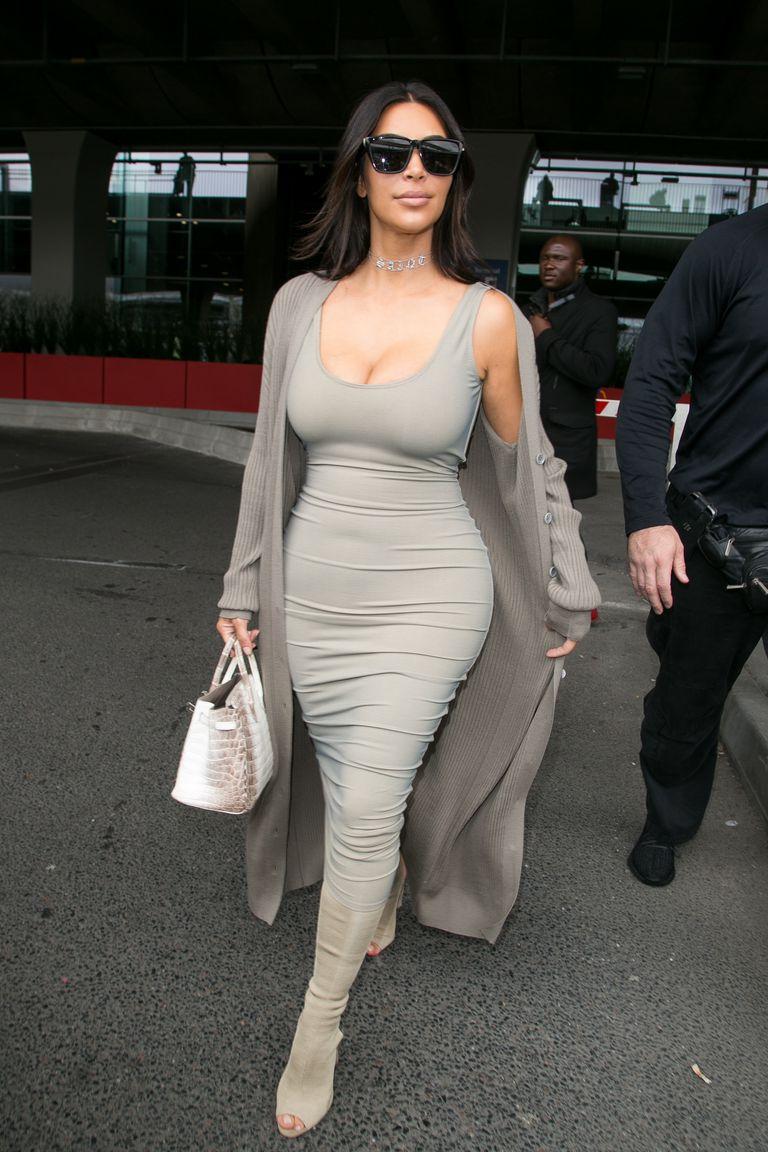 I got Kim Kardashian. Which Kardashian Are You?