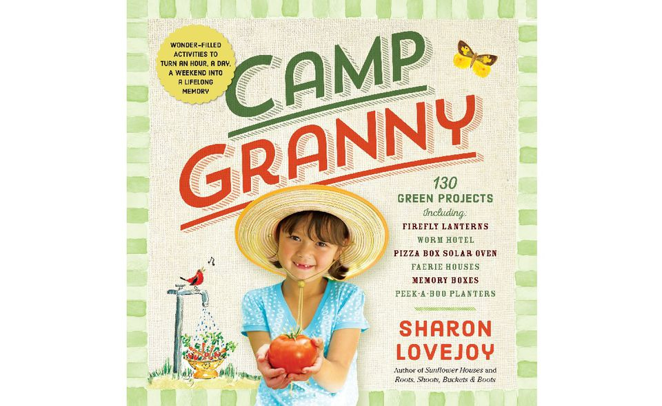 camp granny book of green projects for grandma camp