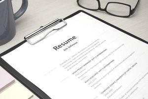 chronological resume example - Chronological Order Resume Example