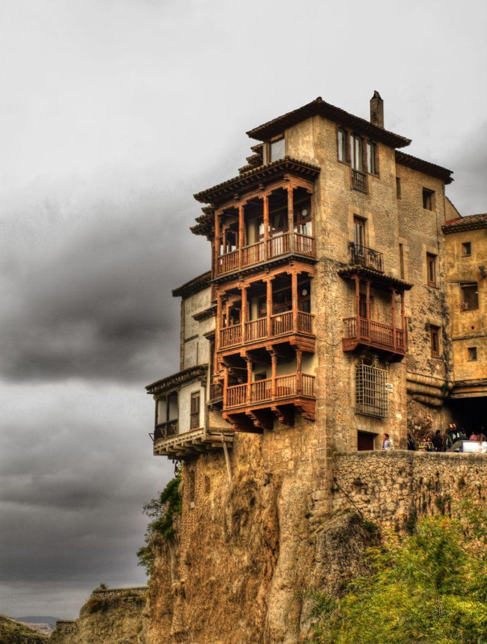Hanging Houses in Cuenca