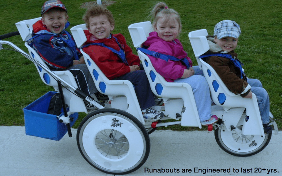 Quad Runabout Stroller