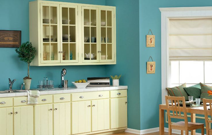 Kitchen Paint Colors Enchanting Ideas And Pictures Of Kitchen Paint Colors Decorating Inspiration