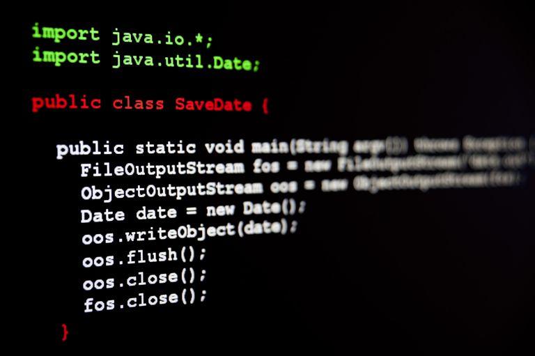 Generic Java code