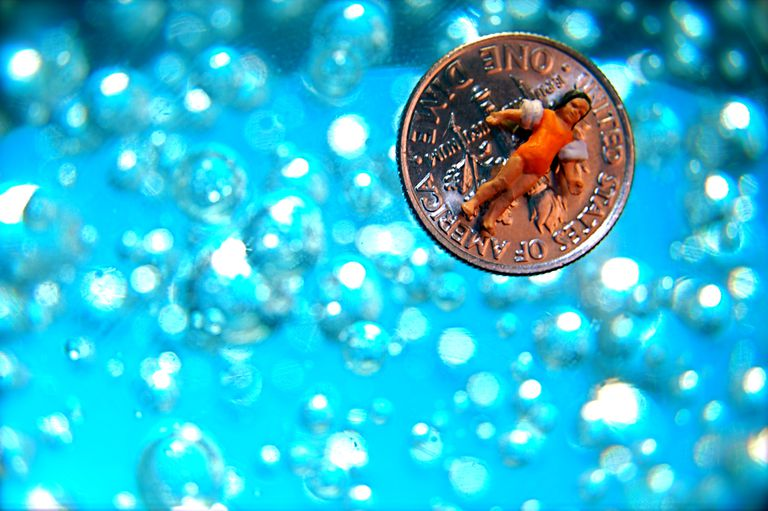 coin water