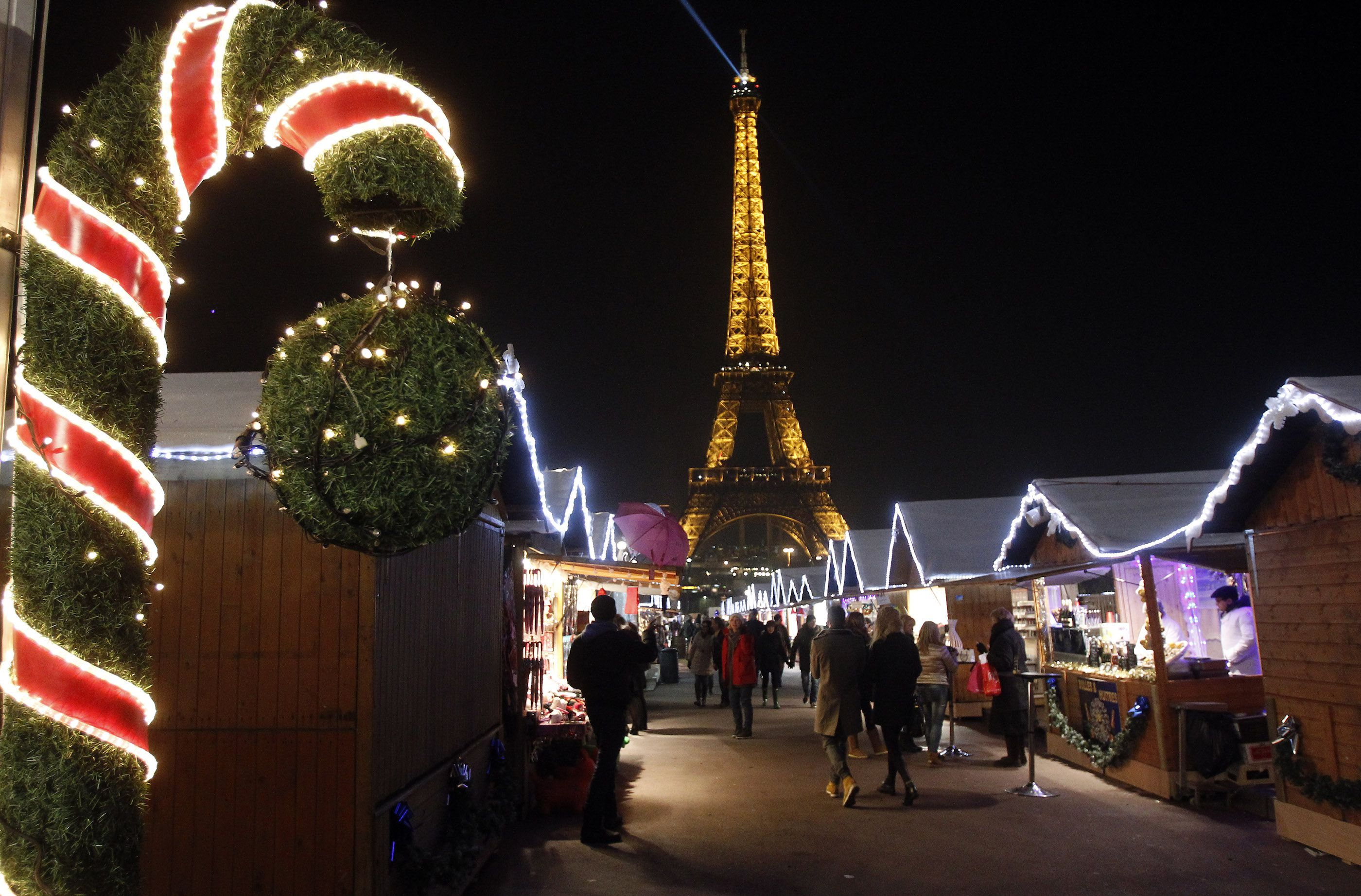 Paris Christmas Markets: Holiday Cheer in 2016 and 2017