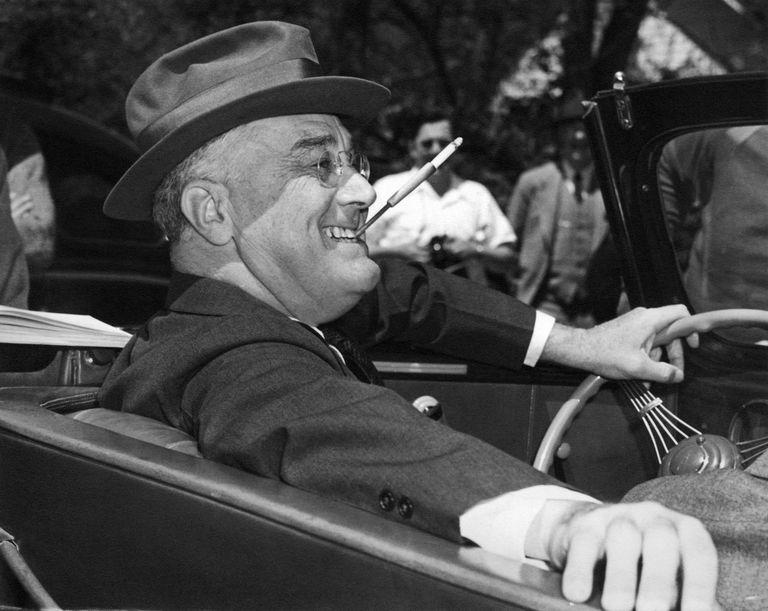 President Franklin Roosevelt Printables
